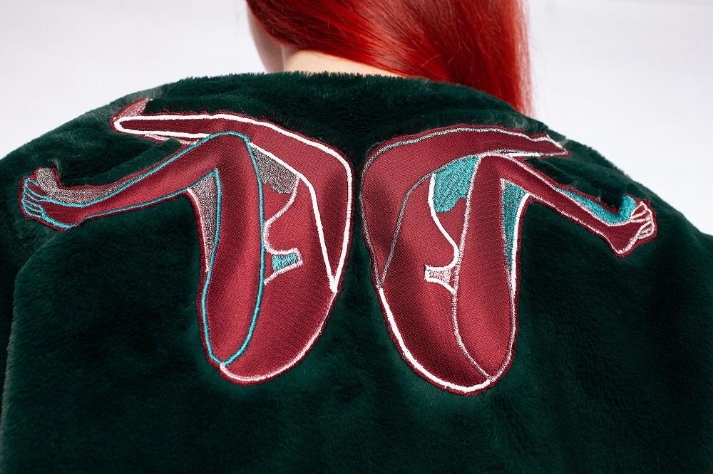 Український дизайнер Оксана Караванська влаштує в Києві фешн-виклик — Existential Fashion Error - фото №2