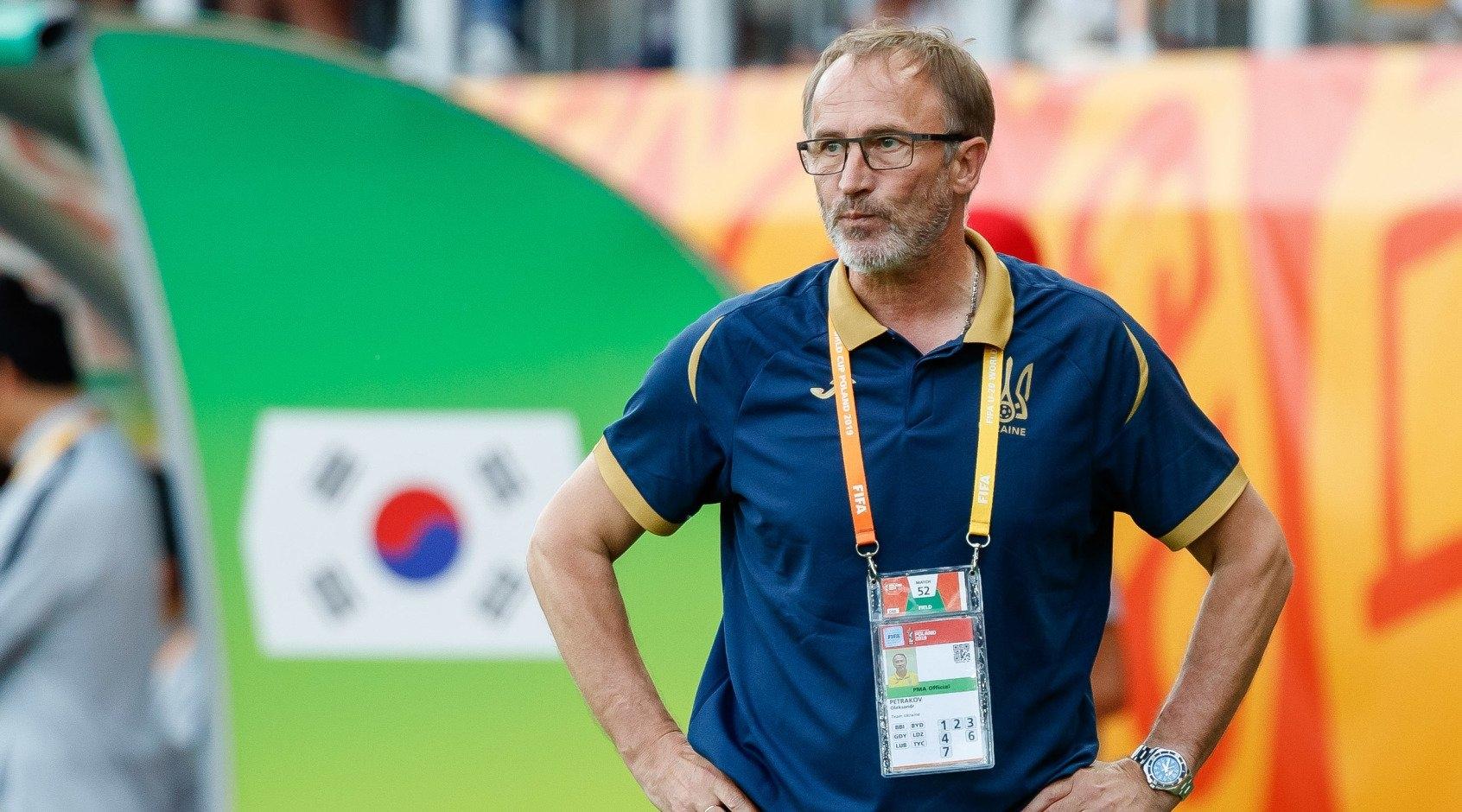 Официально: Александр Петраков стал новым главным тренером сборной Украины по футболу - фото №2