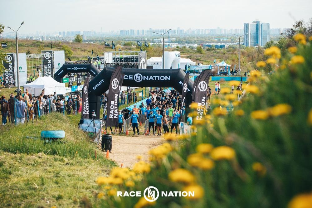 Победители Race Nation: в Киеве состоялся масштабный экстремальный забег с препятствиями - фото №3