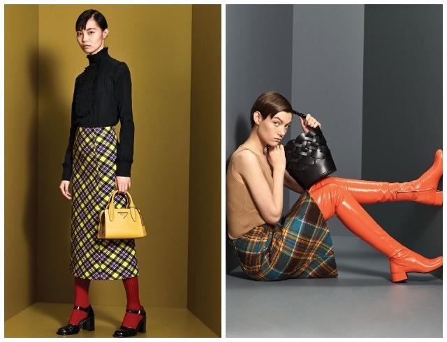 Ярко, строго и элегантно: Prada представили новую коллекцию Pre-Fall —2020 (ФОТО) - фото №5