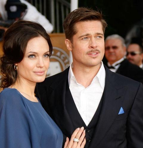 Анджелина Джоли подтвердила домашнее насилие со стороны Брэда Питта - фото №1