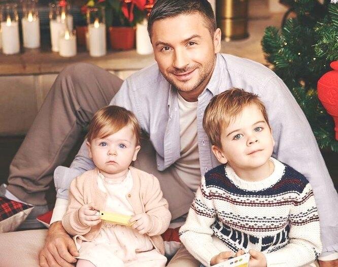 Сергей Лазарев показал, как сейчас выглядит его 2-летняя дочь - фото №3