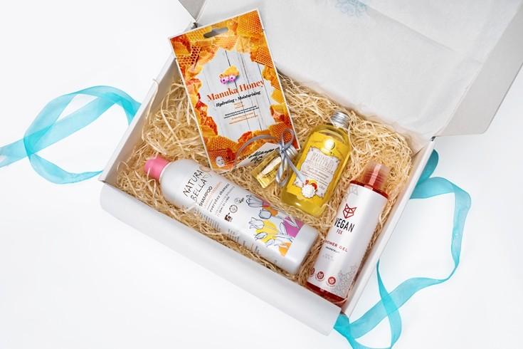 Beauty-box BLAURI: Все необходимое в одной коробочке - фото №3