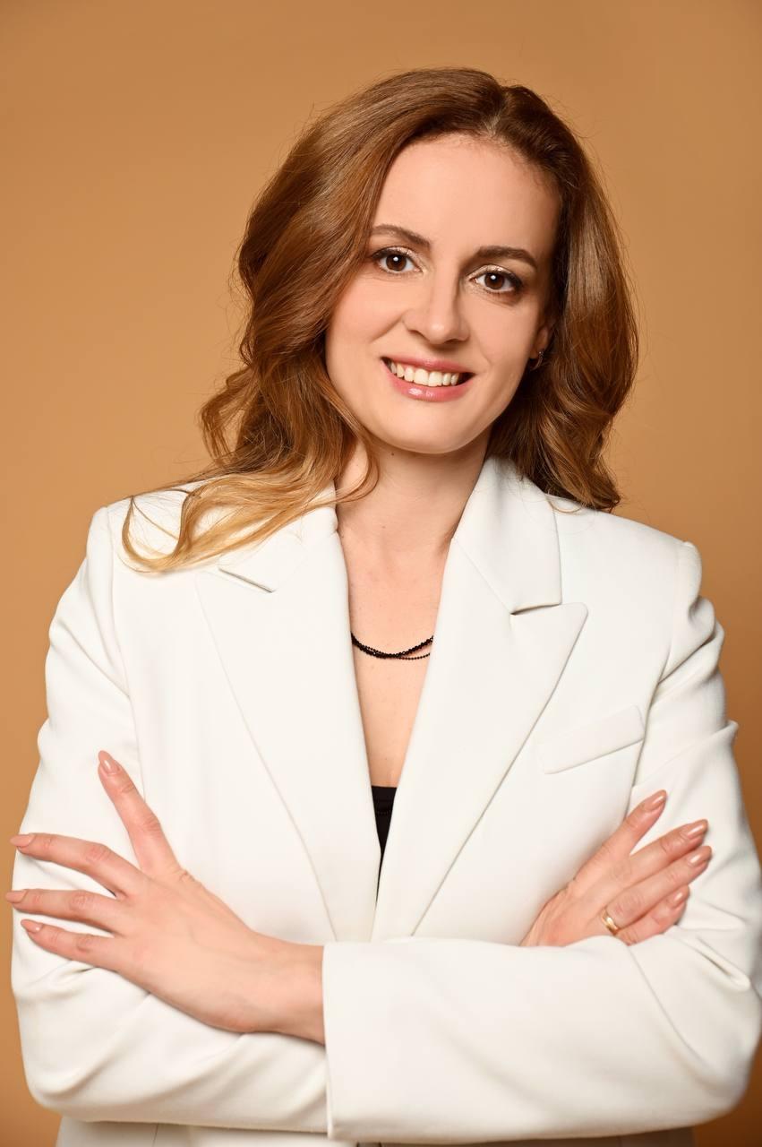 Ольга Саенко 2021