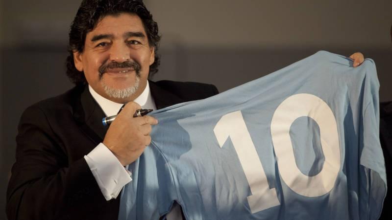 Футбол и люкс: Диего Марадона отсудил 70 000 евро у Dolce&Gabbana - фото №2