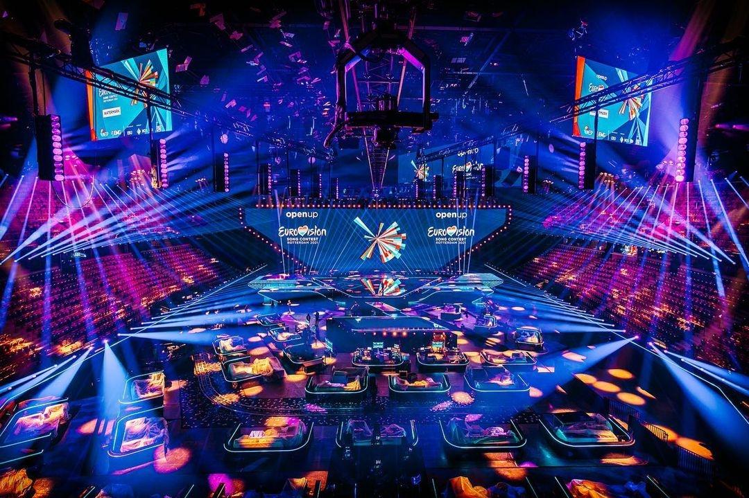 победители первого полуфинала евровидения 2021