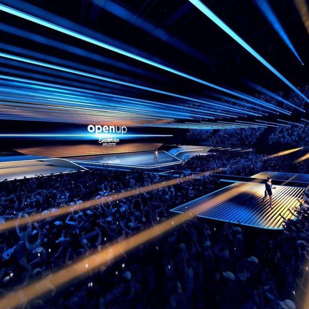 где и когда смотреть онлайн трансляцию первого полуфинала евровидения 2021