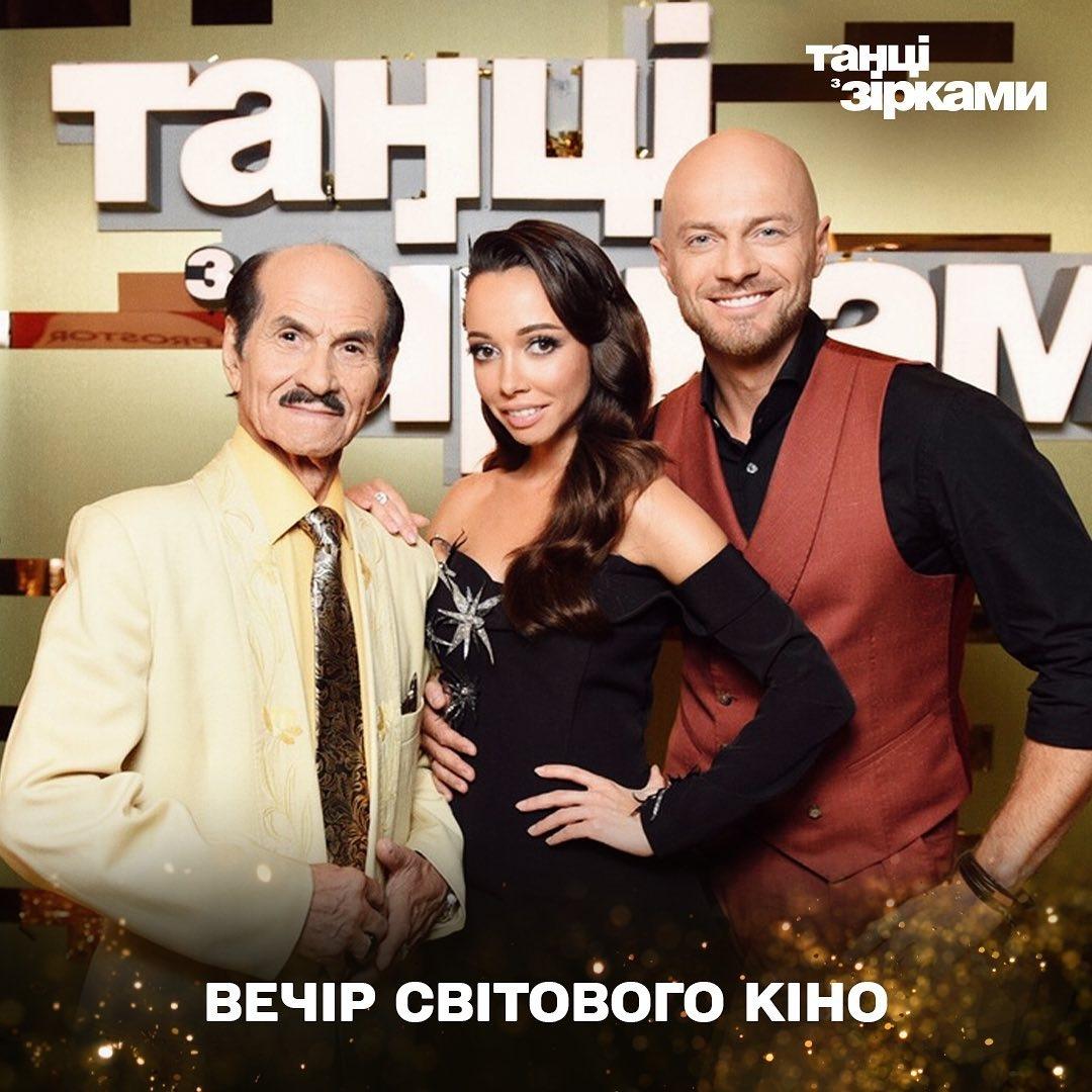 """Судьи шоу """"Танці з зірками 2020"""""""