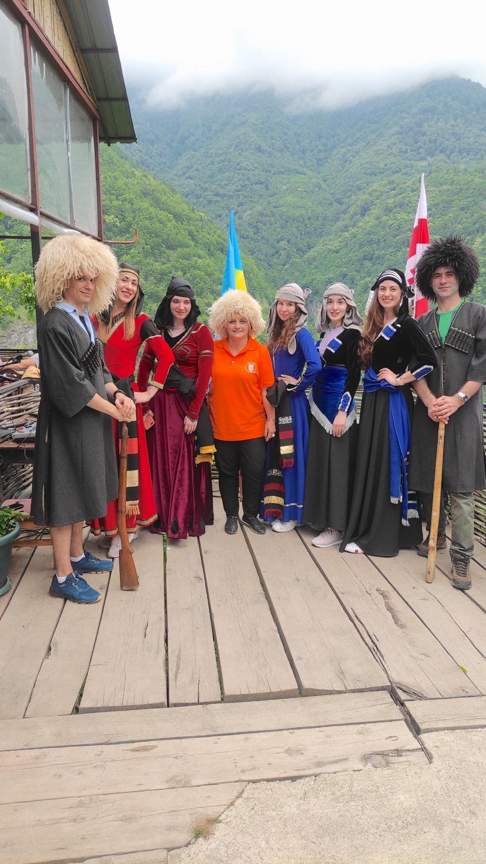 Грузия: Аджария, Мегрелия и другие месьа - фото №10