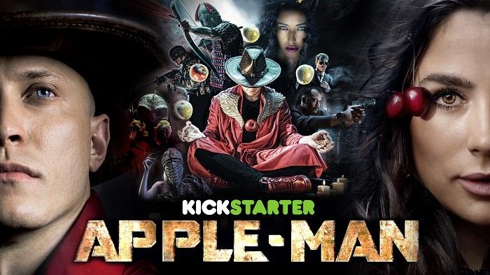 """Смотрите трейлер первого в мире фильма про ЗОЖ-супергероев — """"Apple-Man"""" (ВИДЕО) - фото №3"""