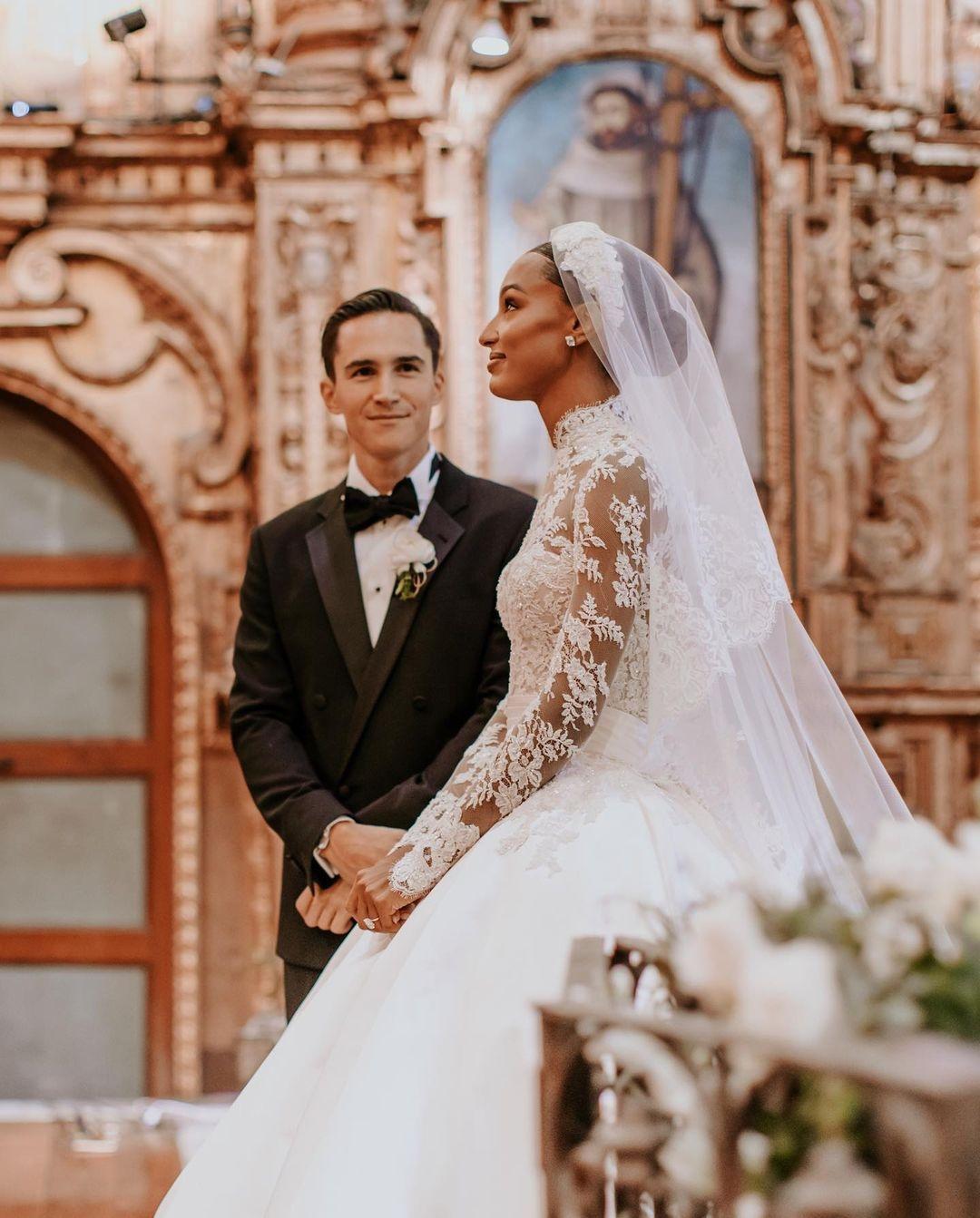 "Бывший ""ангел"" Victoria's Secret Жасмин Тукс вышла замуж за сына вице-президента Эквадора (ФОТО) - фото №1"