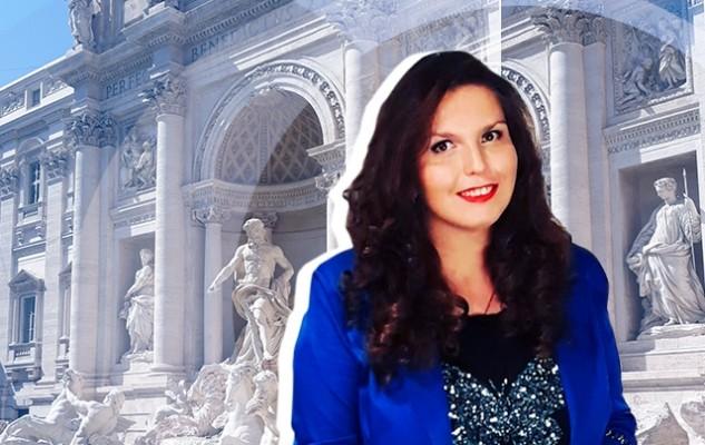 Наши в Риме: Анжелика Буркина о поступлении в итальянский ВУЗ, пандеми