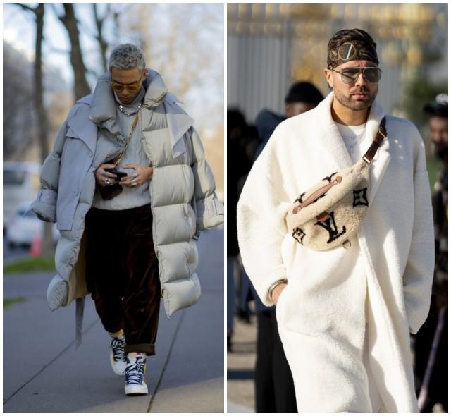 Что носят в Париже: стритстайл-образы гостей французской мужской Недели моды - фото №27