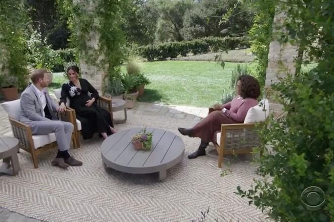 """""""Мне это не нужно"""": Опра Уинфри отказалась быть крестной матерью дочери Меган Маркл и принца Гарри - фото №1"""