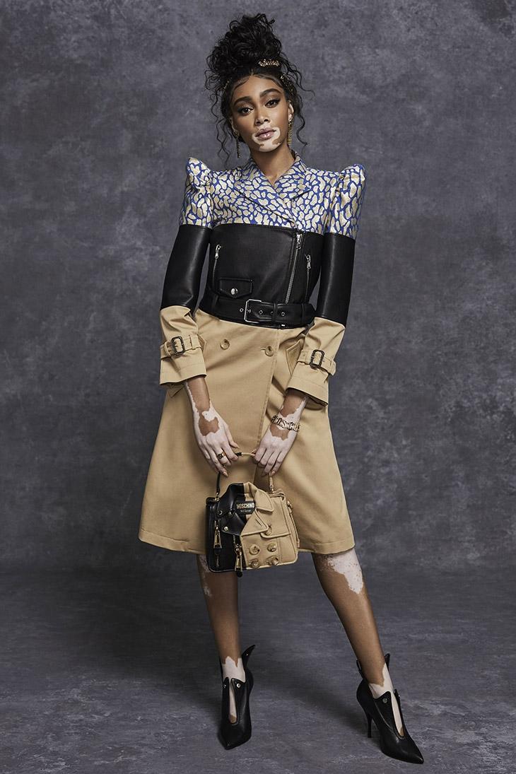 Винни Харлоу стала лицом новой коллекции Moschino Pre-Fall 2021 (ФОТО) - фото №3