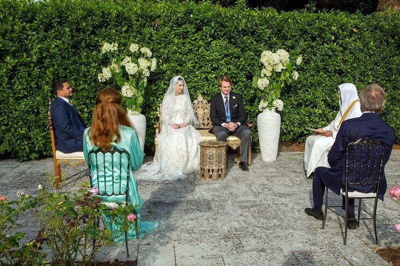 принцесса райя свадьба фото