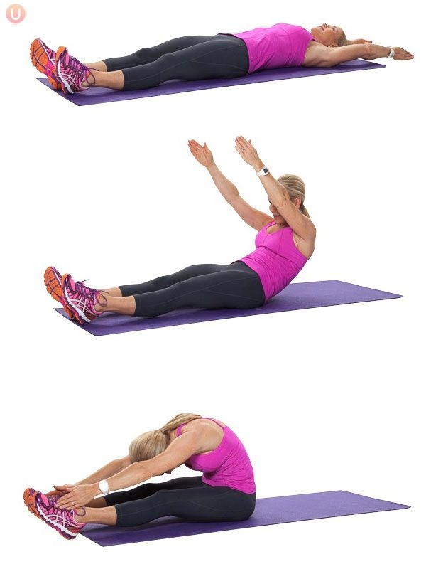 Как убрать жировые отложения внизу живота быстро и эффективно: упражнения - фото №4