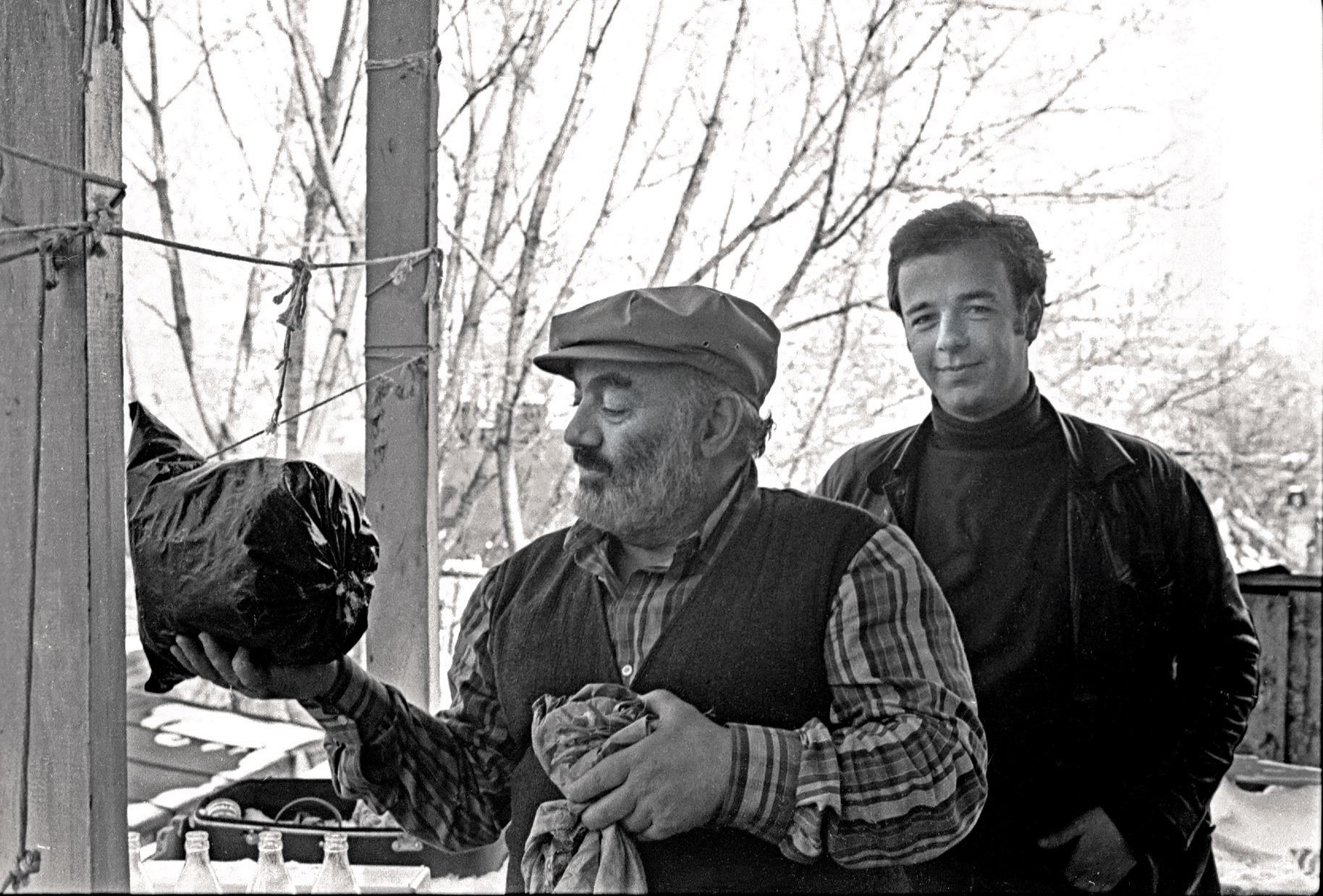 Умер единственный сын знаменитого режиссера Сергея Параджанова - фото №2