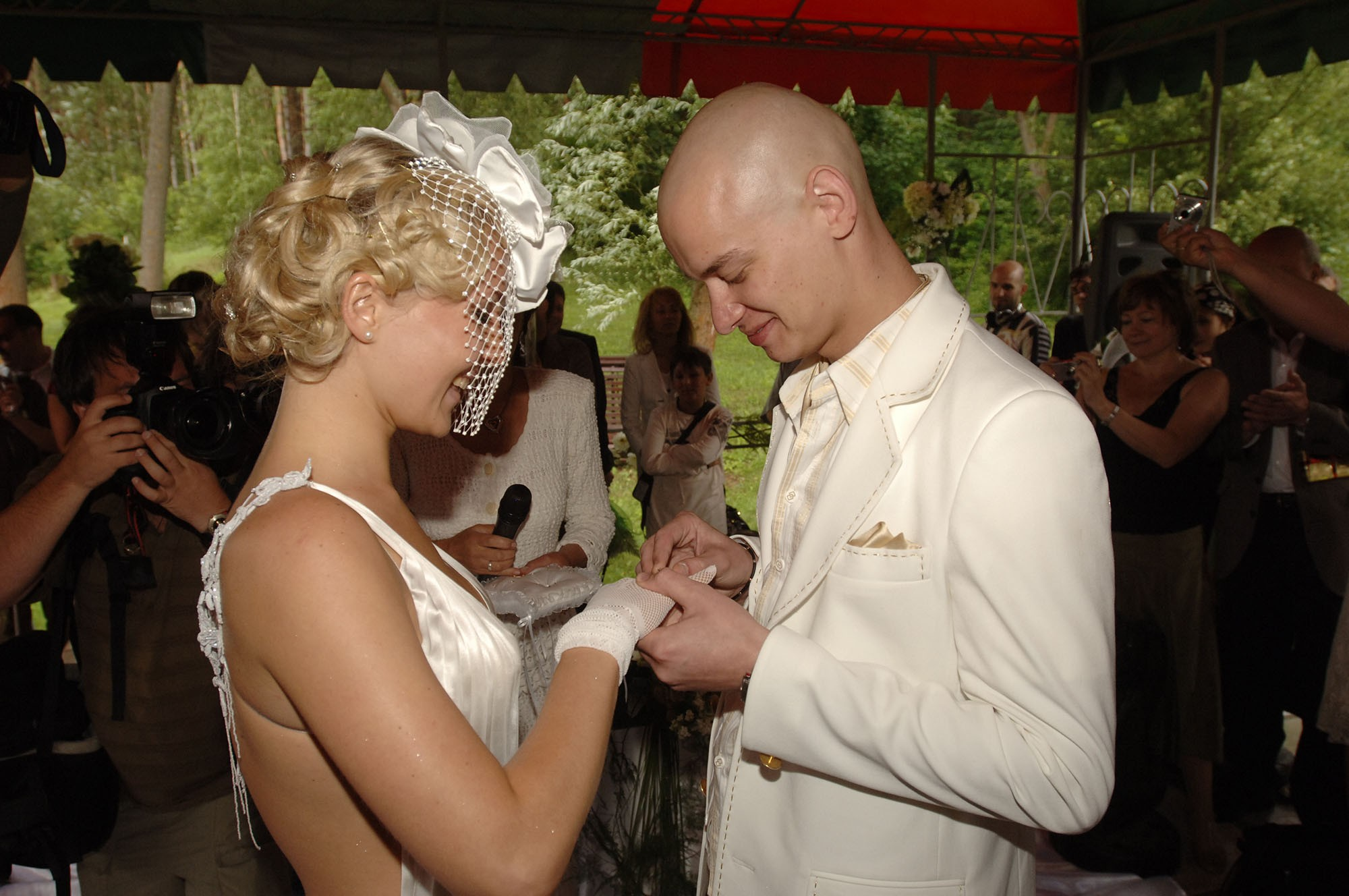 свадьба кошевого