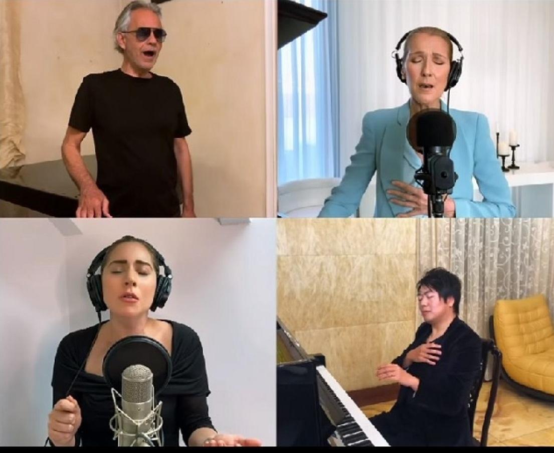 Онлайн-концерт One World: Together At Home — Леди Гага, Пол Маккартни, Элтон Джон и другие поддержали врачей, борющихся с коронавирусом (ВИДЕО) - фото №2