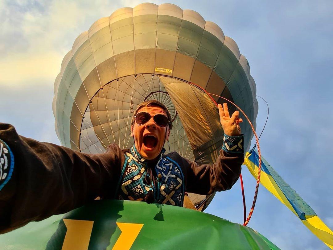 Дмитрий Комароввпервые отправится в экспедицию по Украине - фото №1