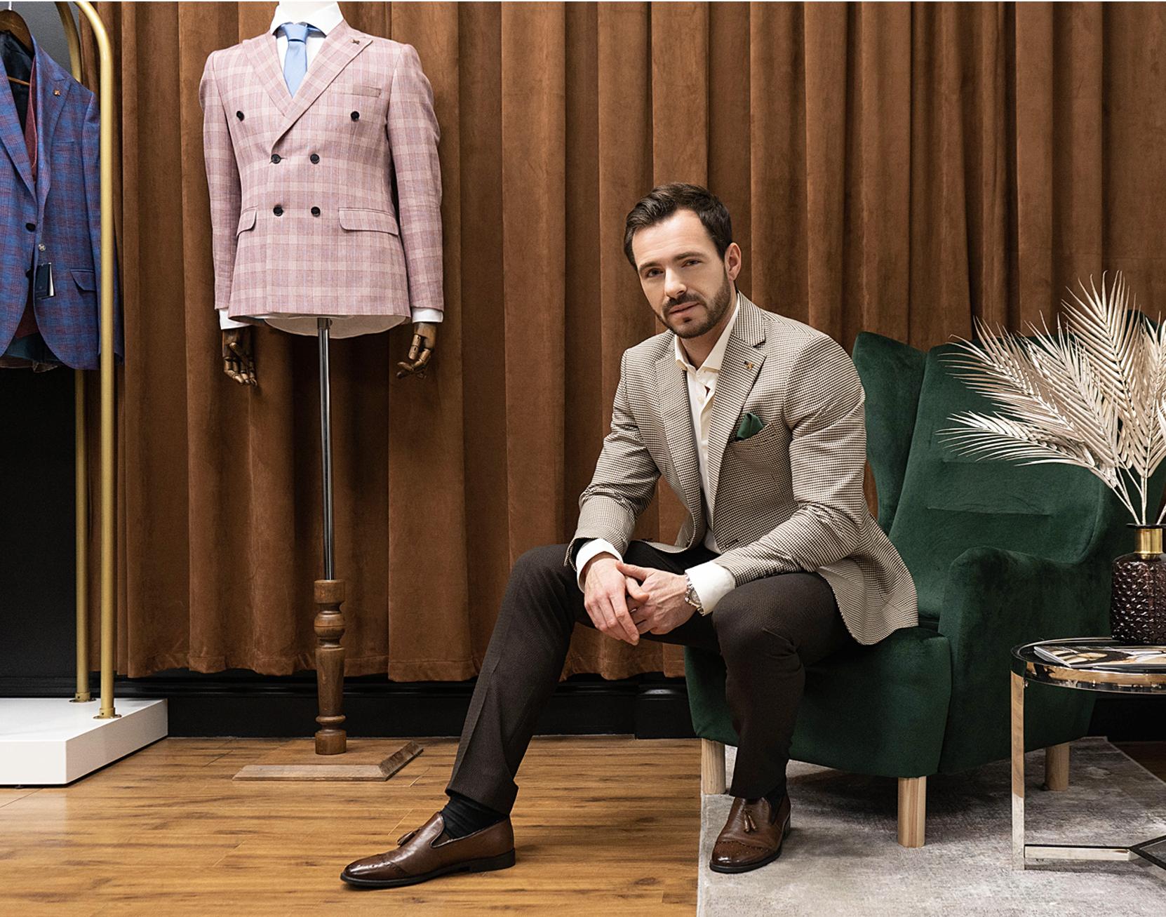 Andreas Moskin: український бренд, що формує чоловічий образ впевненості - фото №1