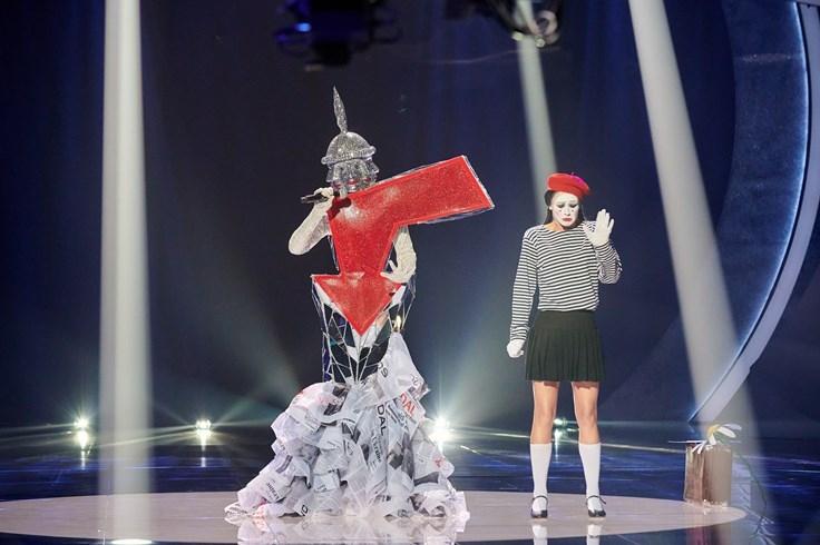 """""""МАСКА"""": канал """"Украина"""" назвал дату премьеры 2 сезона гипершоу - фото №3"""
