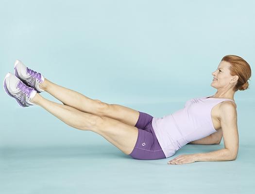 Как убрать жировые отложения внизу живота быстро и эффективно: упражнения - фото №13