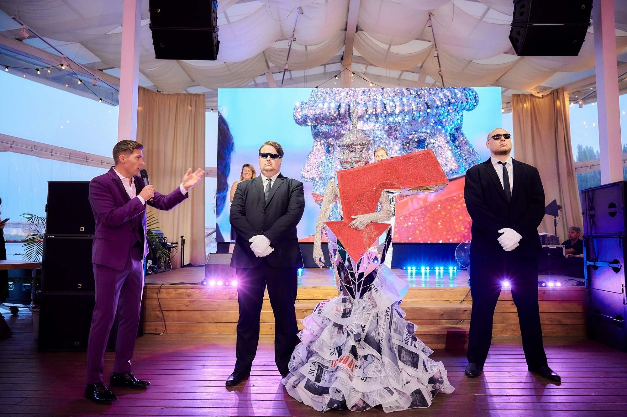 "Канал ""Украина"" раскрыл имя пятого детектива гипершоу ""МАСКА"" - фото №3"