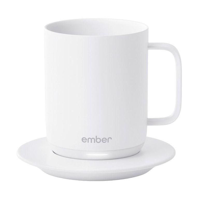 чашка с подогревом