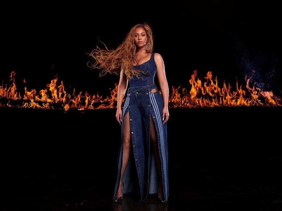 Слишком горячо: Бейонсе снялась в рекламе новой коллекции Adidas x Ivy Park (ФОТО+ВИДЕО) - фото №1