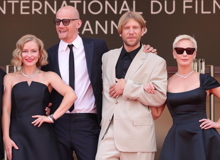Иван Дорн вместе с женой посетил Каннский кинофестиваль (ФОТО) - фото №4