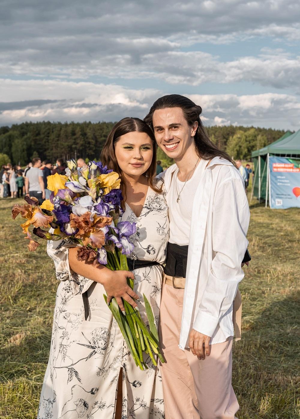 Украинский дизайнер Жан Грицфельдт представил новую коллекцию на фестивале воздушных шаров (ФОТО) - фото №7