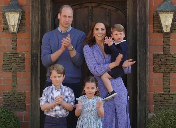 Необдуманный поступок: Кейт Миддлтон и принц Уильям нарушили правила карантина в Великобритании - фото №1