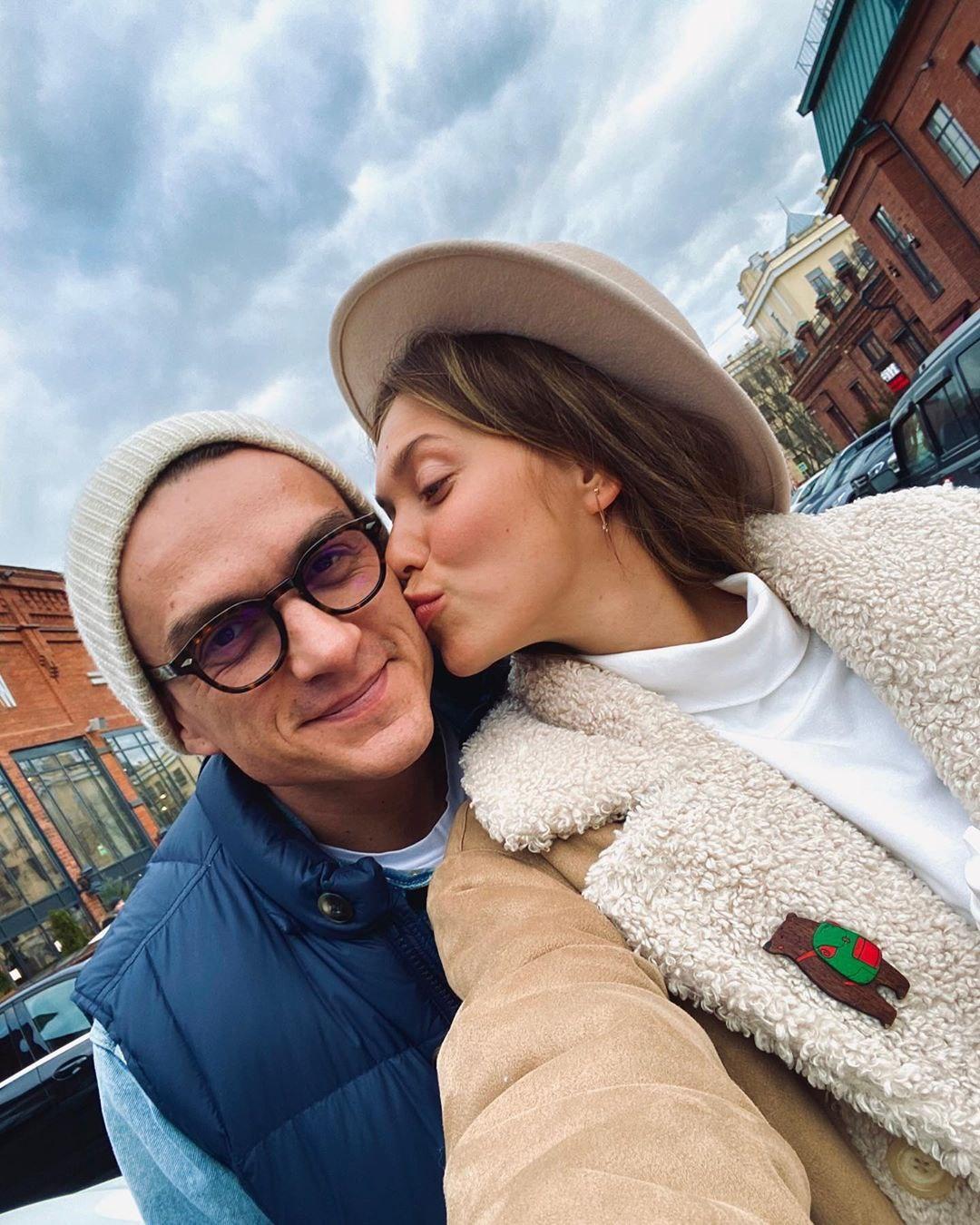 Регина Тодоренко и Влад Топалов фото