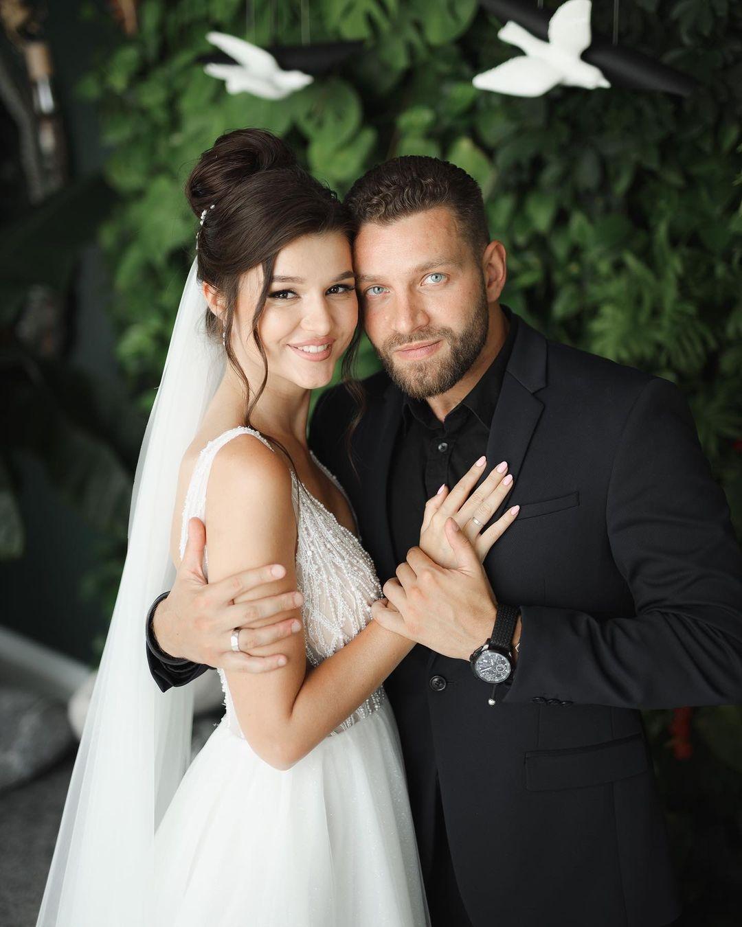 юля зайка вышла замуж