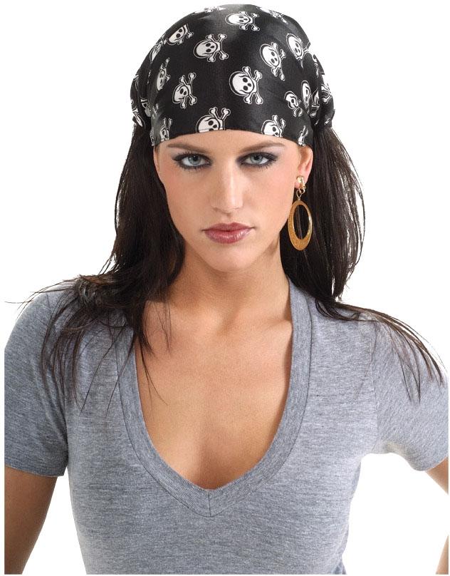 Как носить бандану на голове: ТОП-5 модных идей - фото №8