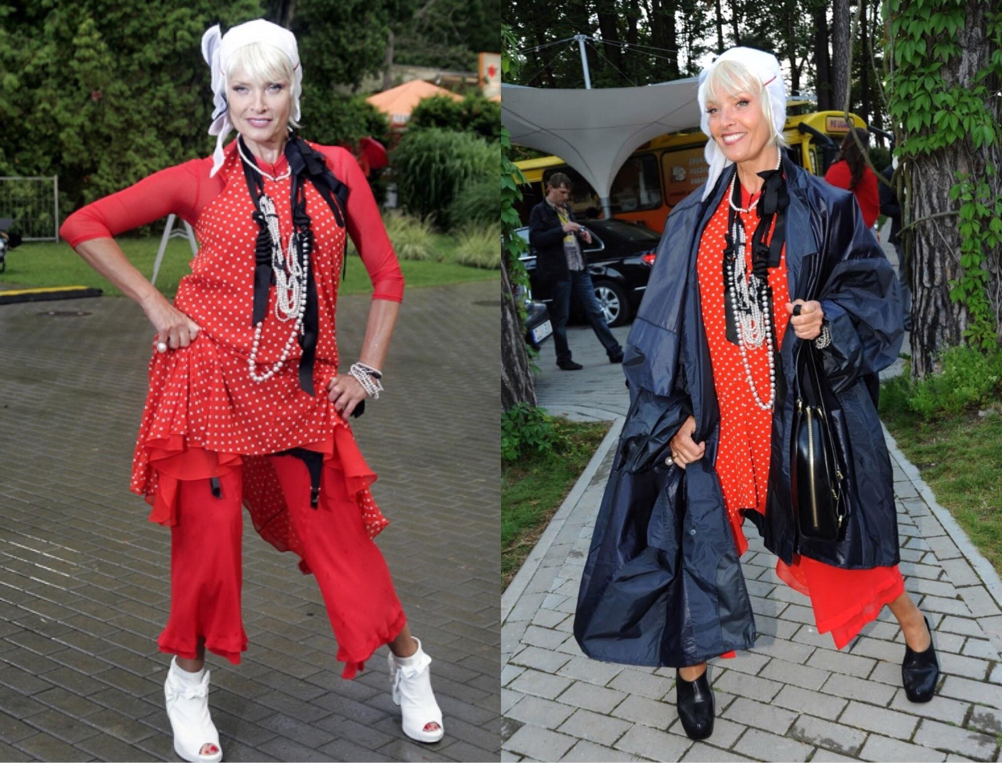 Лайме Вайкуле – 66 лет: самые яркие образы певицы (ФОТО) - фото №11