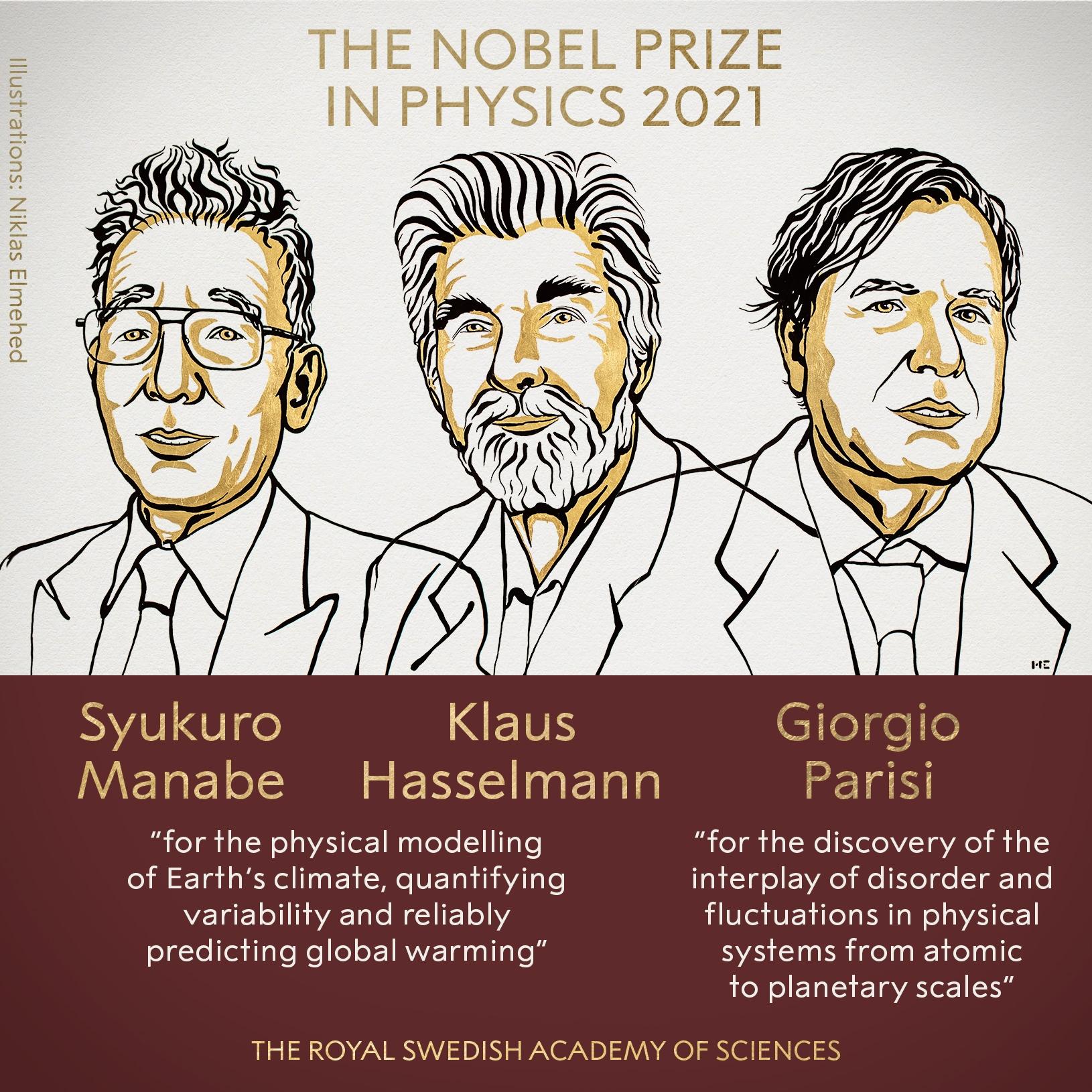 Стали известны имена лауреатов Нобелевской премии по физике - фото №1