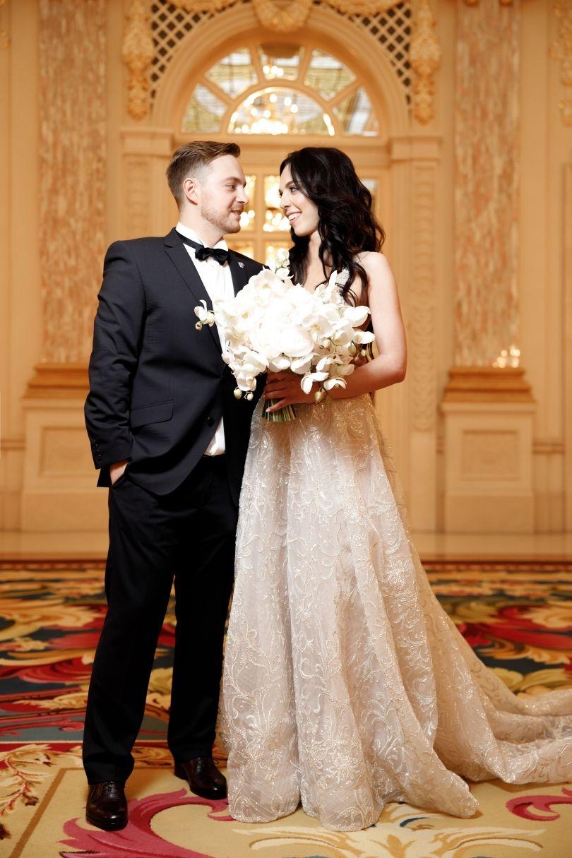 Самые яркие свадебные платья украинских звезд (ФОТО) - фото №14