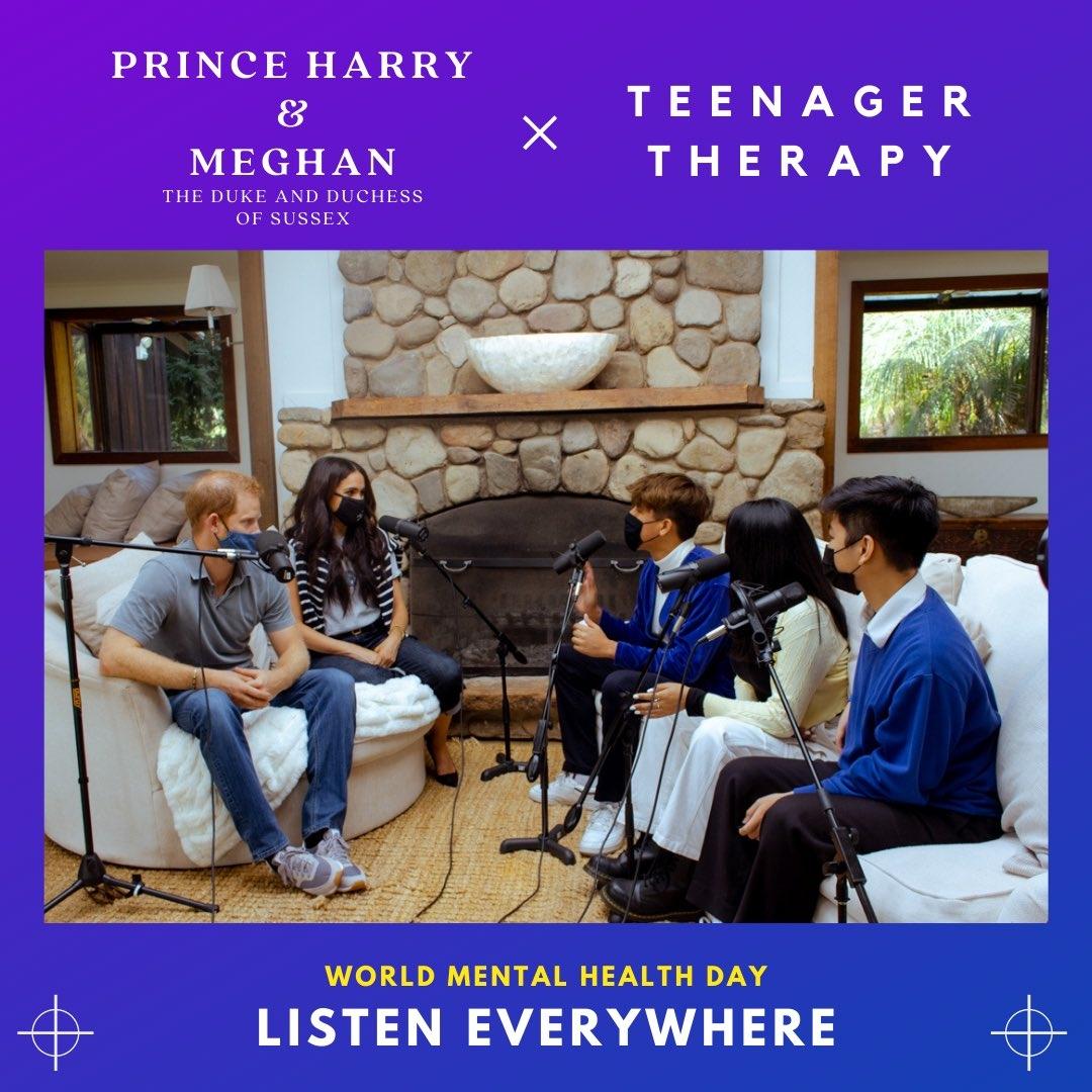 Меган Маркл и принц Гарри заключили контракт со Spotify: теперь они будут выпускать подкасты - фото №1