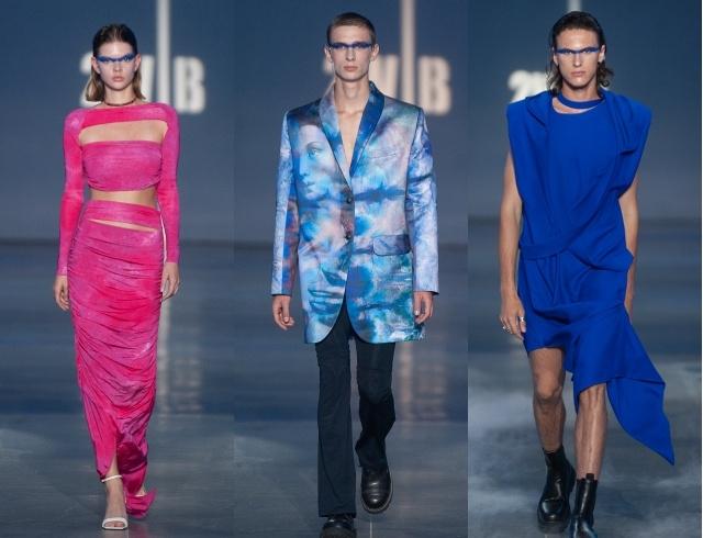 Итоги четвертого дня Ukrainian Fashion Week noseason sept 2021: новые лица, кибер-мода и виртуальный показ - фото №10
