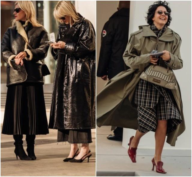 Стритстайл на Неделе высокой моды в Париже: как носить кутюр каждый день - фото №2