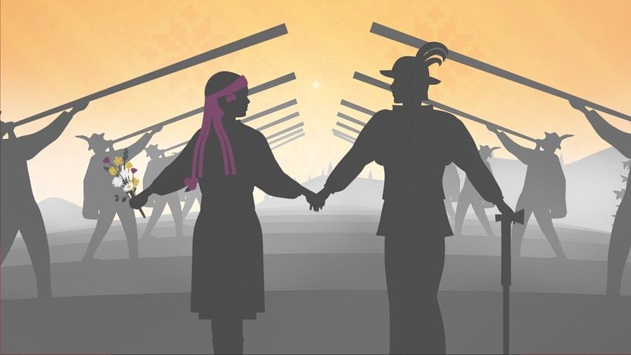 """""""Дзеркало життя"""": прем'єра завершальної серії колоритної анімаційної історії гуцулів(ВІДЕО) - фото №2"""