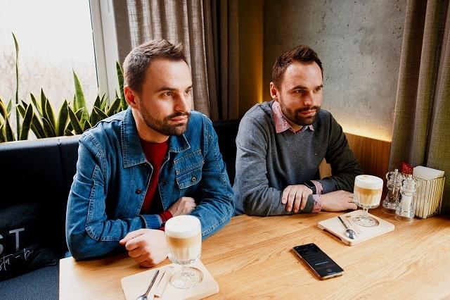 интервью с братьями Юдиными