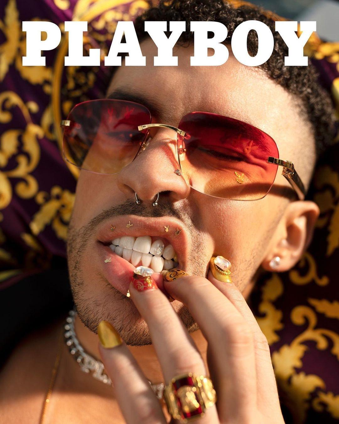 В образах зайчиков: в новой фотосессии Playboy снялись два парня (ФОТО) - фото №5
