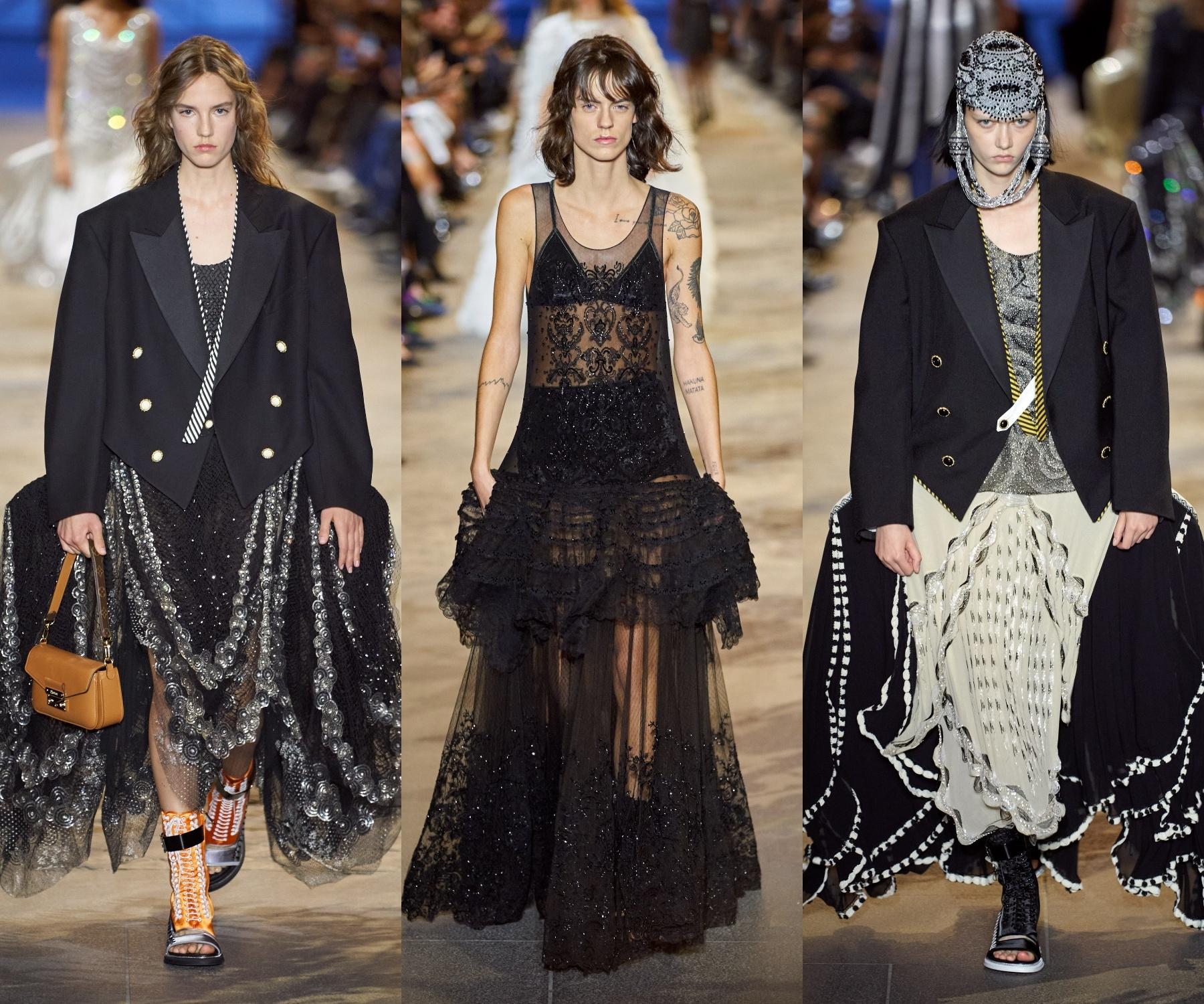 Неделя моды в Париже: подборка самых интересных коллекций — от Chanel до Balenciaga (ФОТО) - фото №3