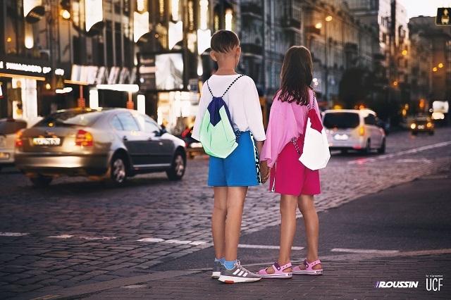 Как связаны ДТП и мода? Бренд ROUSSIN запускает социальный проект —#безсекундижиття - фото №1