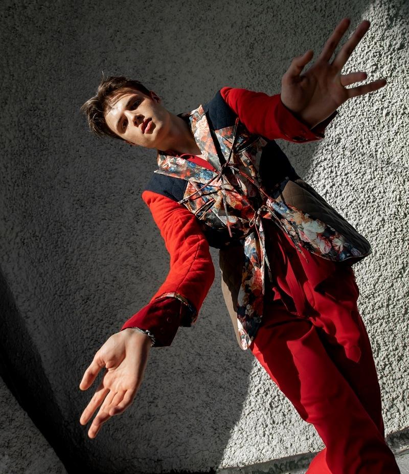 Love Kyiv. Жан Грицфельдт объединился с тиктокерами-миллионниками, чтобы признаться в любви Киеву (ФОТО) - фото №4