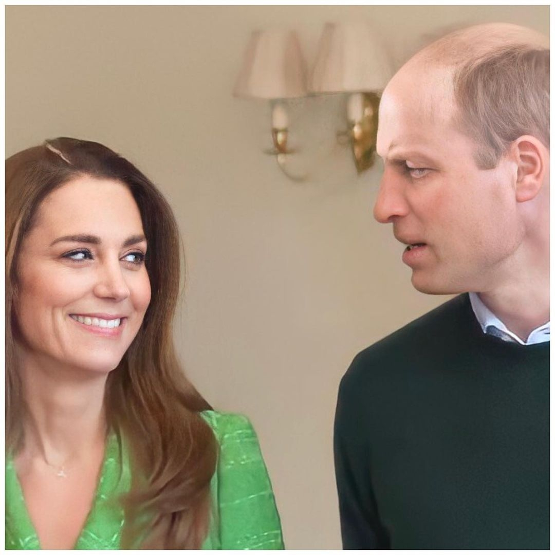 В ярко-зеленом пиджаке и золоте: Кейт Миддлтон поздравила всех с Днем святого Патрика (ФОТО) - фото №2